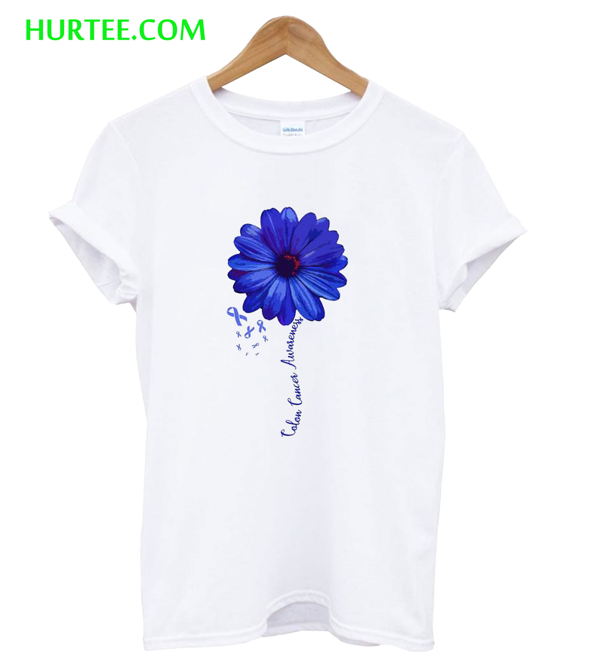 Colon Cancer Awareness T Shirt